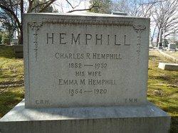 Emma L. <I>Muller</I> Hemphill