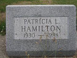 "Patricia Lou ""Patty"" Hamilton"