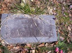 Alice Mae <I>Walker</I> Atwood