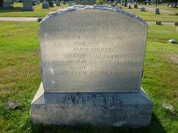 Annie Janette Angell