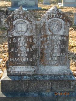 Martha Ann <I>Hinshaw</I> Austill