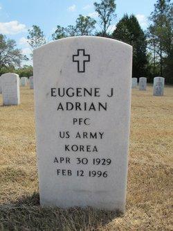 Eugene J Adrian
