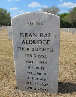 Susan Rae Aldridge