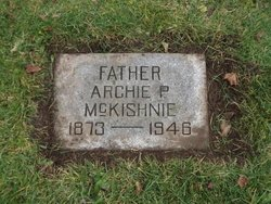 "Archibald Percival ""Archie"" McKishnie"