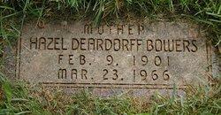 Hazel C. <I>Deardorff</I> Bowers