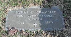 """Sgt Irving Howard """"Irvin"""" Cramblit"""