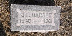 John Parker Barber