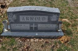 Theresa Bernadena <I>Will</I> Arnold