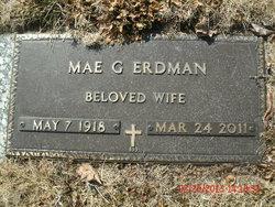 Mae E. Erdman