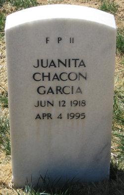 Juanita Chacon Garcia