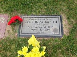 Craig Blair Kelford, III