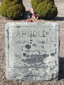 Eliza A. <I>Gardiner</I> Arnold