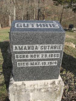 Amanda <I>Kindle</I> Guthrie
