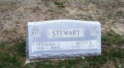 Betty B <I>Allen</I> Stewart