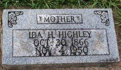 Ida Helen <I>Culp</I> Highley