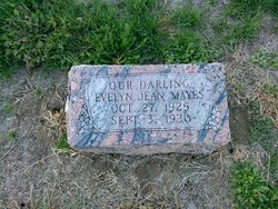 Evelyn Jean Mayes