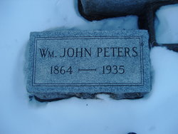 William John Peters
