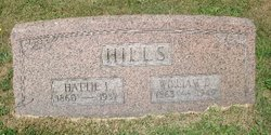 Hattie I. Hills