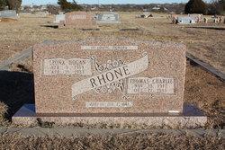 Leona <I>Hogan</I> Rhone