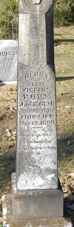 Henry Felix Vickers
