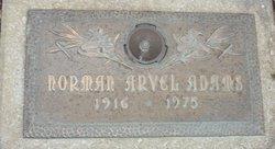 Norman Arvel Adams