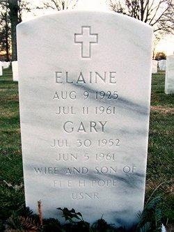 Elaine <I>Wieland</I> Pope