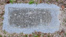 Della Gertrude <I>Henry</I> Goodwin