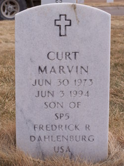 Curt Marvin Dahlenburg