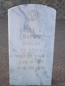 Roy Elbridge Depuy