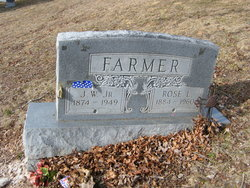 Rose Lee <I>Aker</I> FARMER