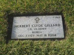 Herbert Clyde Gillard