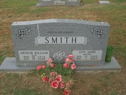 "Arthur William ""A.W."" Smith"