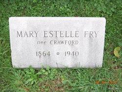 Mary Estelle <I>Crawford</I> Fry