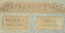 Oma J. <I>Parish</I> Barnes
