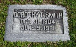 Dorothy <I>Turner</I> Smith