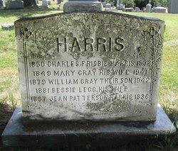 Bessie <I>Legg</I> Harris
