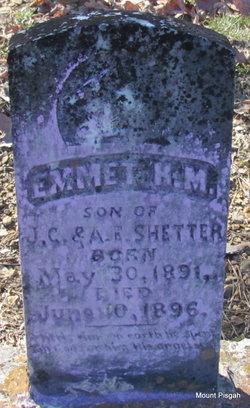 Emmet R. M. Shetter