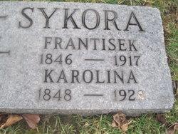 Karolina <I>Liska</I> Sykora