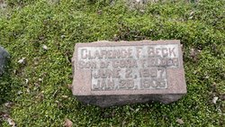Clarence F Beck