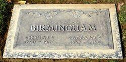 Catherine V <I>Corrigan</I> Birmingham