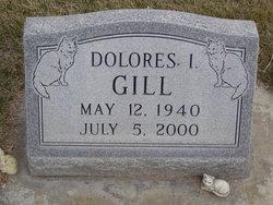 Dolores I <I>Jenkins</I> Gill