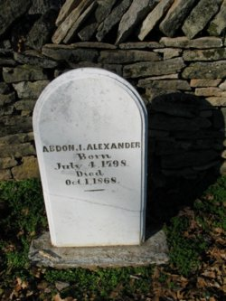 Abdon Independence Alexander