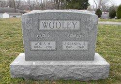 Addis M Wooley