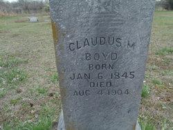 Claudus Munroe Boyd