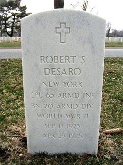 Robert S Desaro