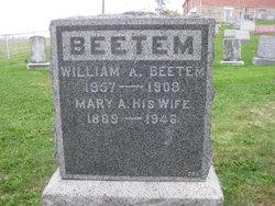 Mary Anna <I>Shatto</I> Beetem