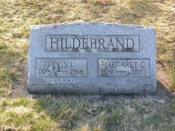 Margaret Catherine <I>Lambert</I> Hildebrand