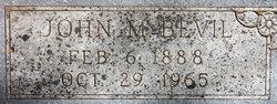 John Monroe Bevil