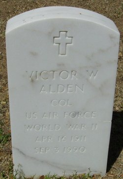 Col Victor William Alden
