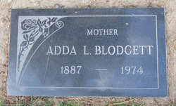 Adda Lucille <I>Penrose</I> Blodgett